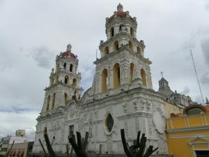 puebla tajin au Mexique