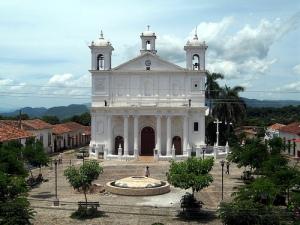 Circuit à la carte en El Salvador