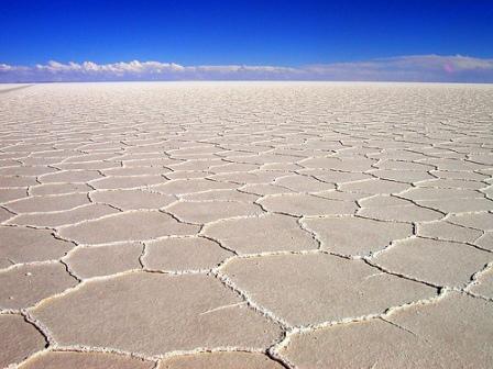 """Désert de sel """"Salar d'Uyuni"""""""
