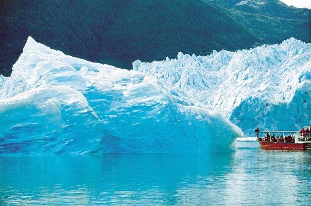 6.San Rafael Glacier
