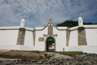 Fort de l'ilha do Mel