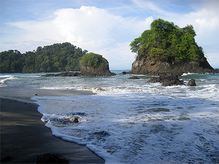 plages Costa Rica