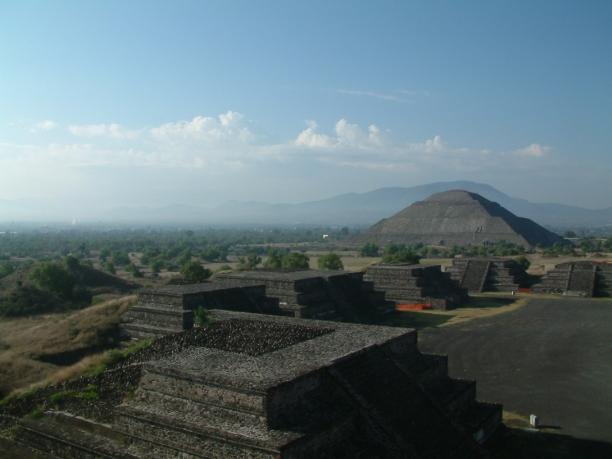 Voyage au Mexique : cité préhispanique de Teotihuacan